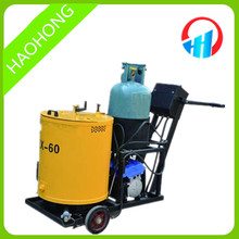 Small asphalt pavement repair dedicated ground irrigation sewing machine