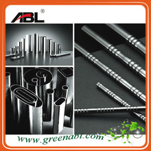 ABL 316 Stainless Steel Tube Handrail Pipe Round/Square/Fluted Piipe