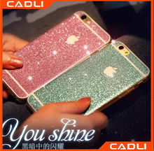 Fashion Shining TPU case phone cover skin for Iphone 6 6s