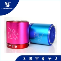 2015 Mini Portable MP3 Music Speaker Sound Box speakers made in china