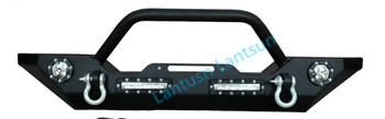 Jeep Wrangler 2007+-Current front Bumper