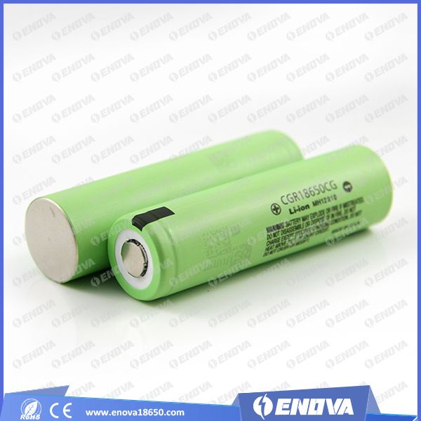 high quality li-ion battery cell for panasonic ncr18650b 3400mah 3.7v rechargeable battery 18650