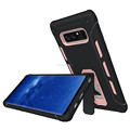 2 in1 pc+tpu hybrid shockproof armor case for Samsung Note 8 kickstand Mobile Phone case