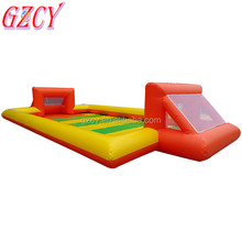 Adult Size Soccer Field / Inflatable Soccer Field Football Ground