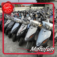 sale 50/100/125cc used scooter export from Taiwan