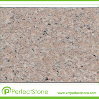 Cheap pink granite G681 Shrimp red granite projects of house countertop design
