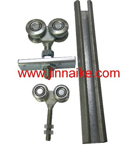 sliding door trolley channel hanger roller track, hanger door rail