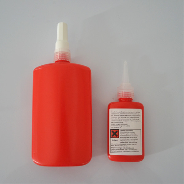 250ml/Bottle retaining for anaerobic adhesive, screw gap filling glue