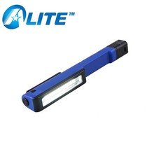 Plastic Portable Pen Shape LED Work Light Bar Torch 3*AAA LED Working Torch Light