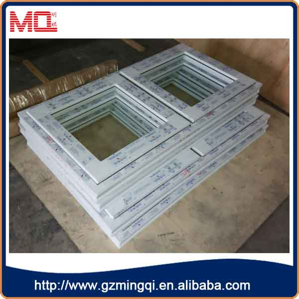 Best quality guangzhou upvc windows prices
