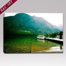 Chinese Lanscape Decorative Printed Painting Scenery Canvas Printing Picture for Home Wall Art