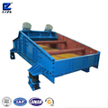 Dewatering vibrating screen machine for wet sand
