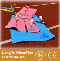 high quality popular Microfiber promotional sporting towel