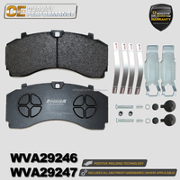 WVA29246 Brake Pad For Heavy Duty
