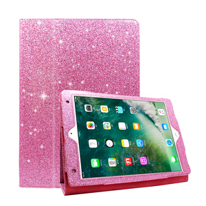 premium glittering sparkly tablet case cover with stand holder for ipad air
