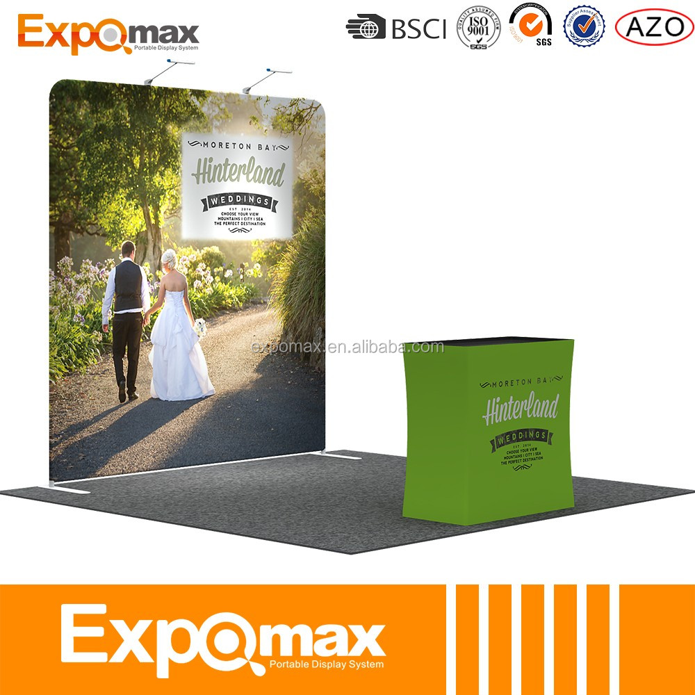 advertising trade show booth advertising stand exhibition stands material
