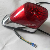 SCL-2013011300 2014 China motorcycle led tail lights with turn signal integr