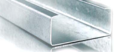 Perfiles de acero galvanizado canales de acero - Acero galvanizado precio ...