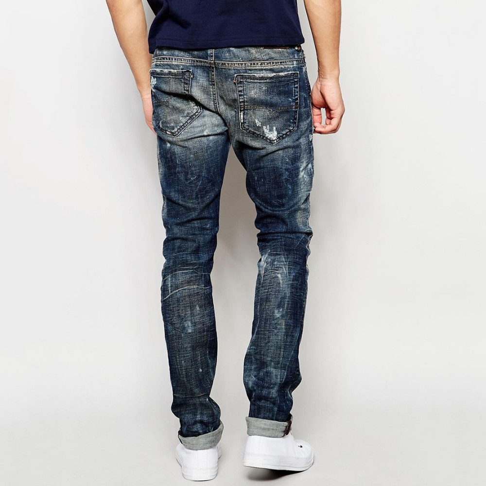 New Model Jeans Pants Ripped Hip-hop Stylish Jeans Casual Wear For Men - Buy New Model Jeans ...