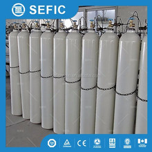 High Pressuere 2-80L Seamless Steel Oxygen Cylinders Capacity