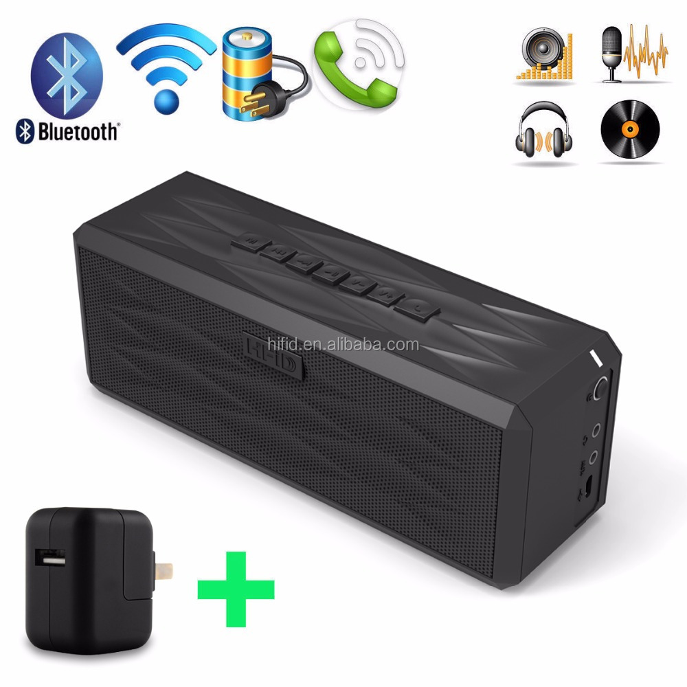 2016 New Cube Portable Wireless Mini Bluetooth Speaker