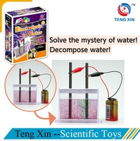 Tengxin Science toys for water electrolysis