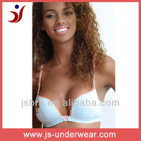 Sexy stylish front open bra for younge ladies sexy teenage cotton bra .comfortable teen girls underwear whole sale