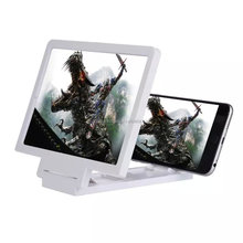 3D Enlarged Screen Mobile Phone magnifier & 3D cellphone screen