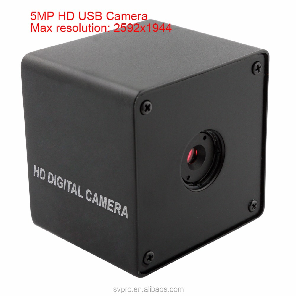 5Megapixel HD 2592X1944 Resolution Free Driver 45degree Autofocus Industrial USB Camera /Web Camera USB for machine Vision