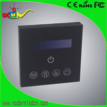 wall mount 86x86 touch triac dimming wifi led dimmer switch 220v for led lights