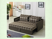 Modern design folding sofa cum bed mechanism for living room