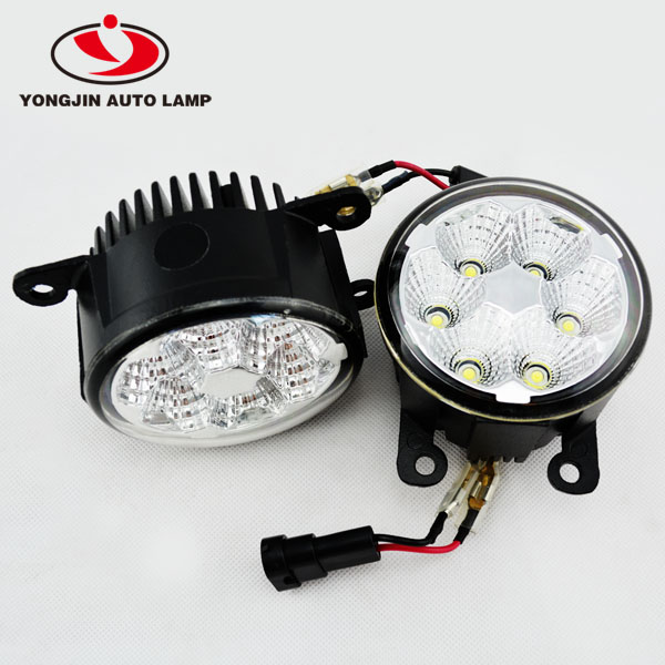 Great brightness auto parts car accessories led fog lamp for 4x4