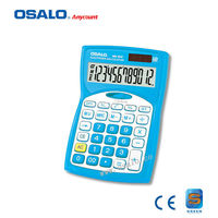 OS-612VC promotion gift plastic calculator