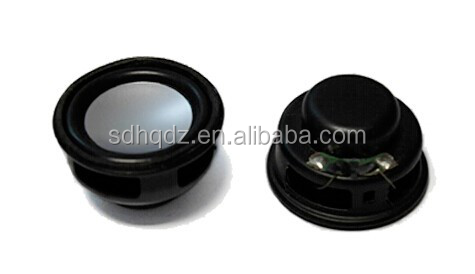 50MM 8ohm 2W Mini Paper Speaker Manual