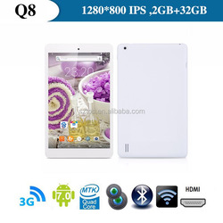 High End 8 inch Octa Core 4G phablet 4G FDD LTE IPS Android 5.1 Dual Sim slot 2G GSM 3G 4G ALl bands phone