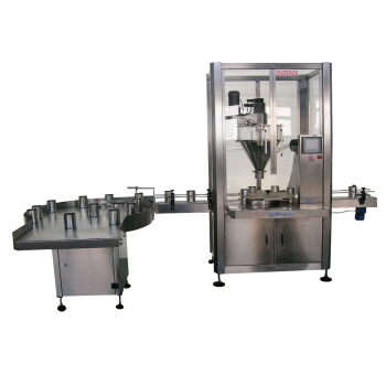 XFF-G Automatic powder filling machine, infant milk powder filling machine