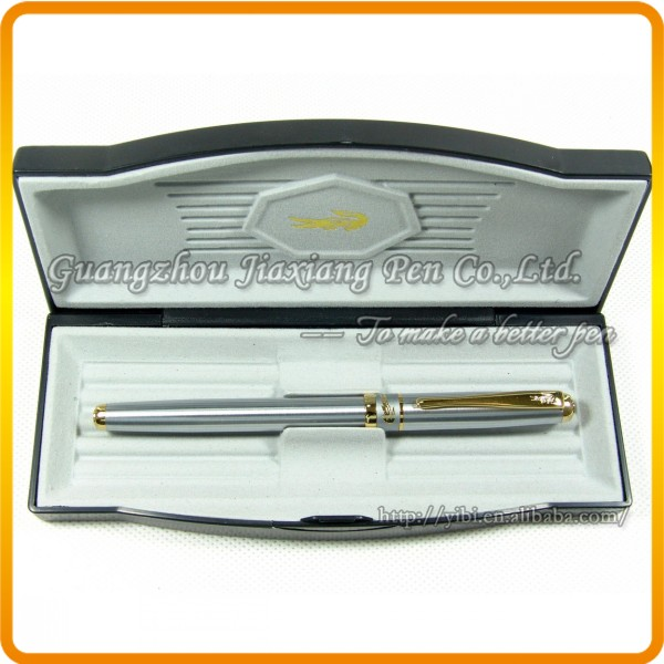 JB-LF015 gift crocodile pen for promotion