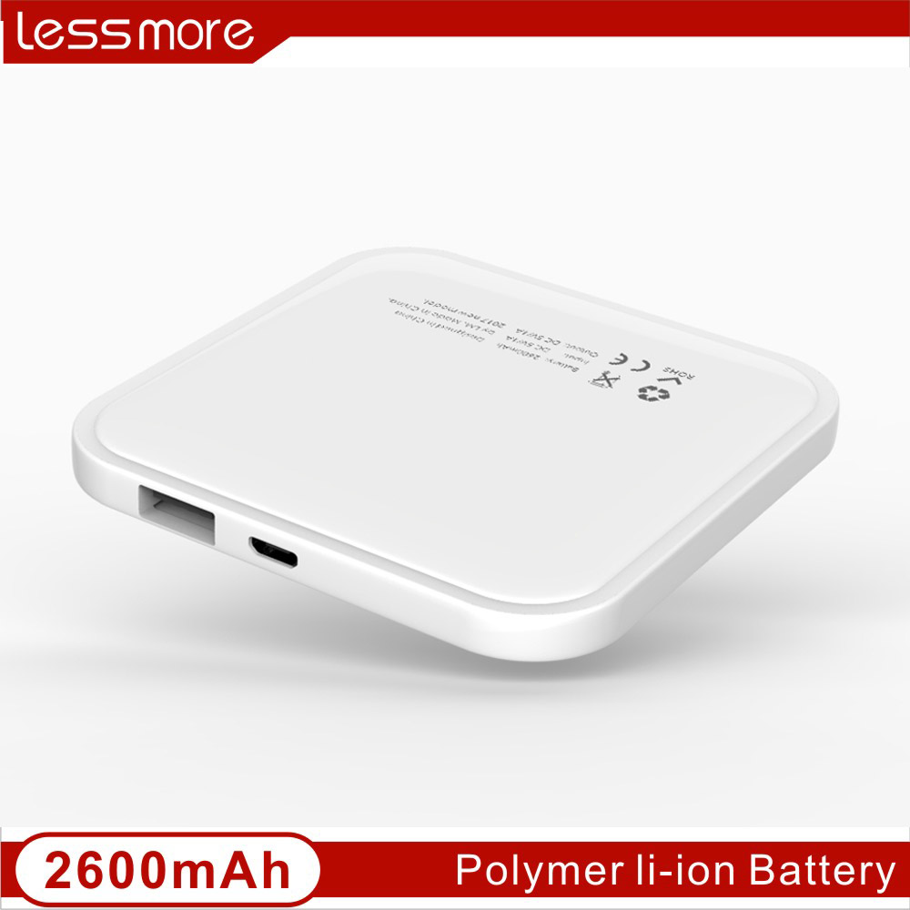 New design oem 2016 latest power bank ultra thin 2600mah,Original Portable Power Bank For Mobiles