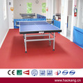 4.5mm thickness ITTF PVC Table Tennis Mat