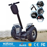 Wataxa brand golf scooter 2016 new off road electric scooter lithium battery China standing scooter w5+ w5