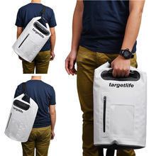 Fishing, Rafting, Swimming Waterproof Ocean Sack 30L Foldable Floating Dry Bag