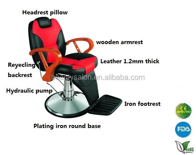Hete koop goedkope kappers kapper stoel zy bc8762 kapper for Goedkope kappersstoel