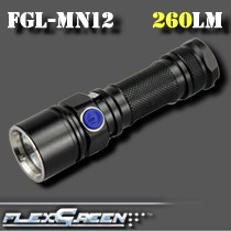 military aluminum AA battery EDC xml2 <strong>U2</strong> led mini flashlight