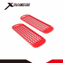 Xracing CS-006 Plastic PP Auto Vehicle Traction Tyre Grip Tracks Sand Recovery 4x4 For Car Trcuk Van off-road vehicle