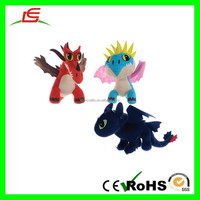 E356 How to Train Your Dragon Stuffed Doll dragon plush toy wholesale