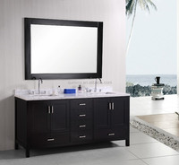 European style bathroom vanity unit made in china