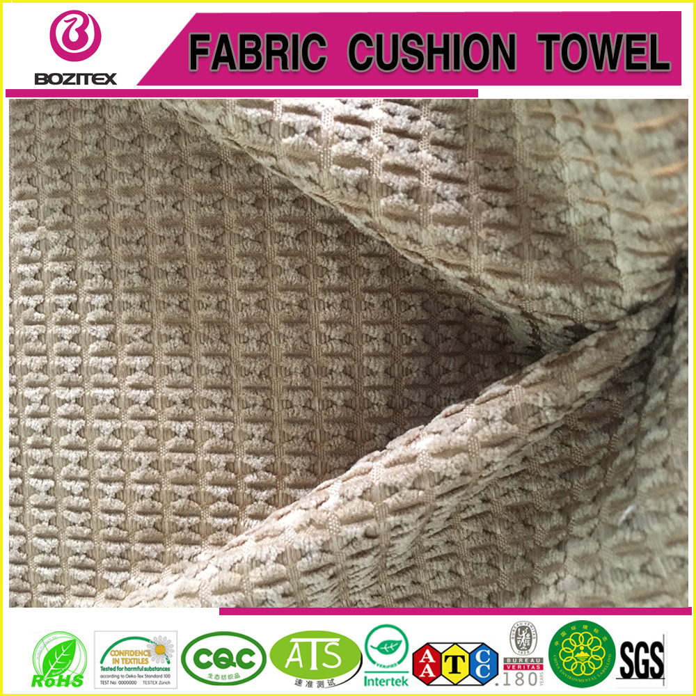 H shape corduroy fabric/combined corduroy/sofa fabric