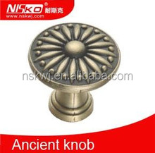 2016 Best Selling Hot brand quality door Round Knobs with best price and free sample