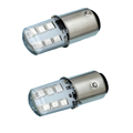 KEEN Flash Function 1157 Socket Silicone Car LED Lighting Turn Signal Lamp Bulb For All Cars