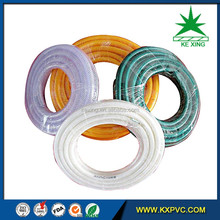 pvc material high quality garden water hose roll packed